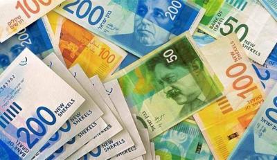 أسعار صرف العملات مقابل الشيكل الإسرائيلي