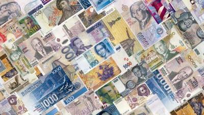 العملات.. انخفاض جديد للدولار مقابل الشيكل