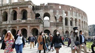 إيطاليا تسجل نحو 500 وفاة و12 ألف إصابة بـ (كورونا) خلال 24 ساعة الماضية