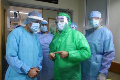 الصحة تكشف حصيلة الإصابات اليومية بفيروس (كورونا) في غزة