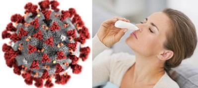 بخاخ ينجح بتركيبته في القضاء على فيروس (كورونا) بنسبة 99,9 في المئة