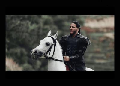 شاهد اليوم المنشد الفلسطيني أمير دعنا - أمة لا تهزم