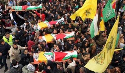 """تقرير يكشف أرقام وتفاصيل دامية في ذكرى """"يوم الشهيد الفلسطيني"""""""