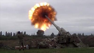 بعد اطلاق نار من قبل المقاومين.. قصف مدفعي على نقطة ضبط ميداني بخانيونس