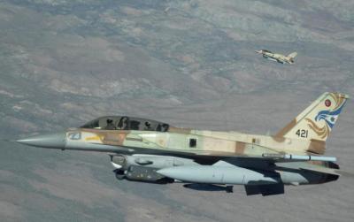 """إسرائيل تبيع الفائض لديها من الطائرات الحربية """"F-16"""""""