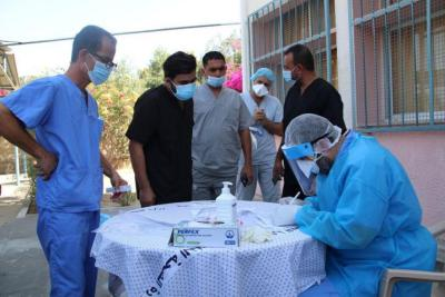 الصحة تعلن موعد وصول لقاح كورونا لفلسطين