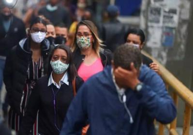(كورونا) يقتل شخصًا في كل ست دقائق في ساو باولو