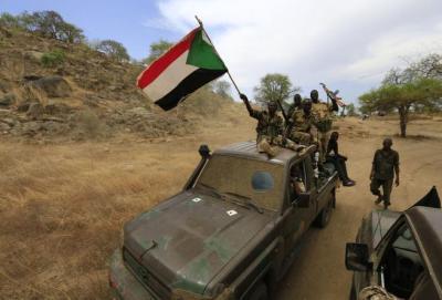مسؤول عسكري أميركي يزور السودان الثلاثاء المقبل
