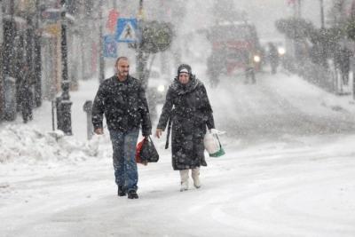 المصري: المنخفض القطبي ثقيل جدا واذا هطلت الثلوج قد تعطل الحياة