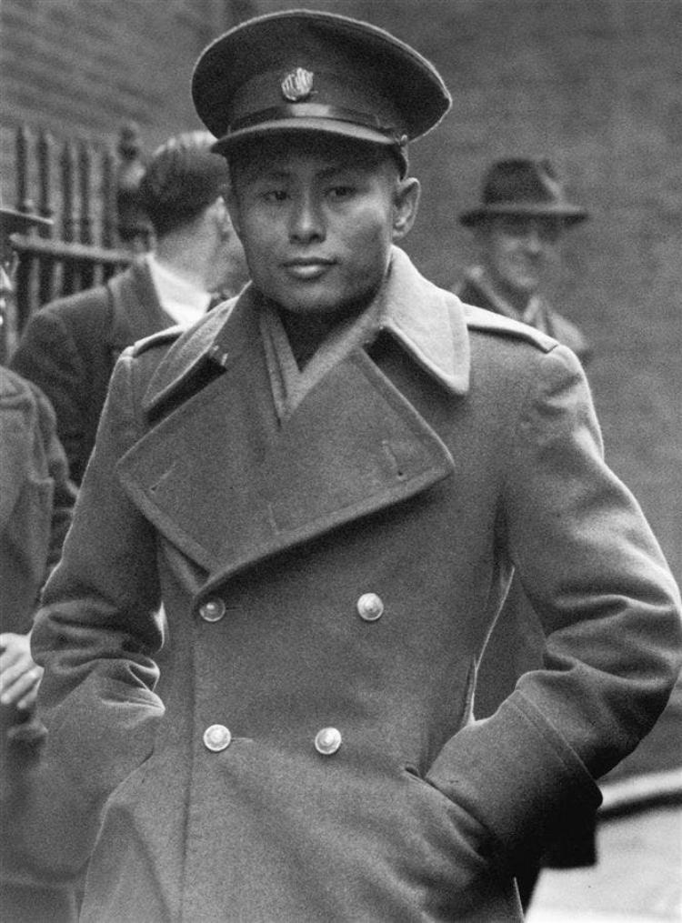 صورة للجنرال أون سان