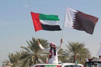 أبو ظبي والدوحة تعقدان أول اجتماع منذ انتهاء الأزمة الخليجية
