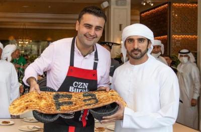 صحيفة: إغلاق مطعم الشيف التركي بوراك في دبي