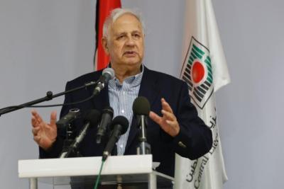 حنا ناصر يكشف تفاصيل ما جرى من تغيير بأماكن سجلات الناخبين