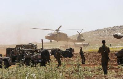 الإعلام العبري: لصوص استخدموا حوامة لسرقة قاعدة عسكرية إسرائيلية