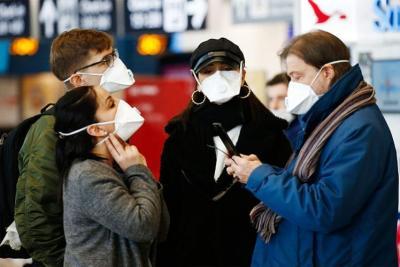 الاتحاد الأوروبي يعلن دخول الموجة الثالثة لفيروس (كورونا)