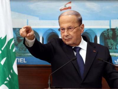 ميشيل عون يحمل اللاجئين السوريين مسؤولية إنهاك لبنان وتدهور اقتصاده!