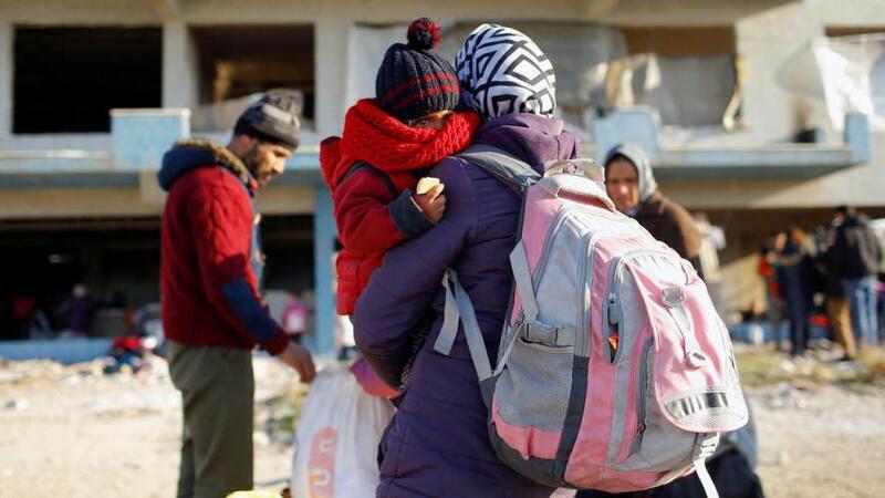 الاتحاد الأوروبي يدعو تركيا إلى استقبال مهاجرين أعادتهم اليونان