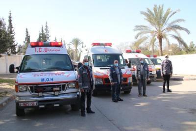 514 إصابة جديدة بفيروس (كورونا) في قطاع غزة