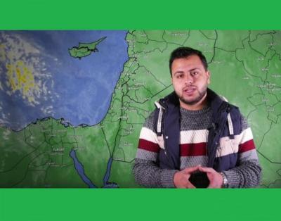ليث العلامي: حدث مميز يشهده طقس فلسطين خلال الأيام القادمة