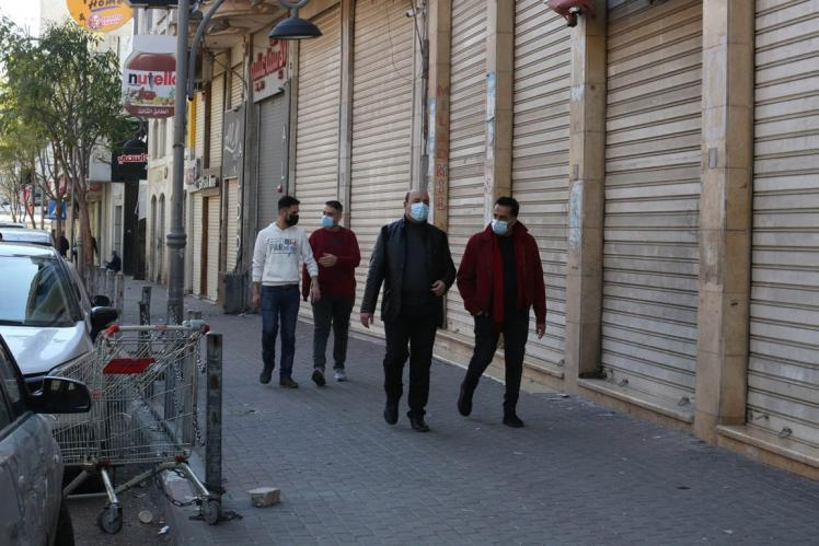 الصحة تعلن إجمالي إصابات (كورونا) في غزة لليوم الخميس