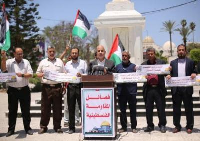 الفصائل تطالب المجتمع الدولي بالنظر للجرحى وإثبات وحشية إسرائيل