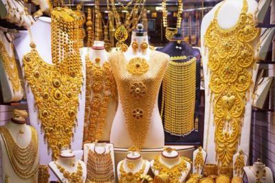 أسعار الذهب في فلسطين اليوم الأحد