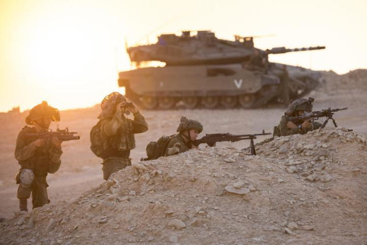 تحاكي حربًا شاملة.. مناورة إسرائيلية ضخمة في قبرص 