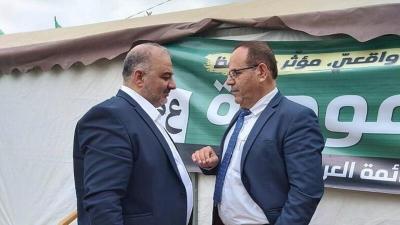 """""""أيوب قرا"""" يحث اليمين الإسرائيلي على احتضان القائمة العربية الموحدة"""