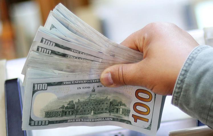 أسعار صرف العملات - الدولار اليوم