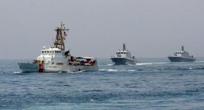 إسرائيل تُعلن انتهاء مناورة بحرية مشتركة مع هذه الدول