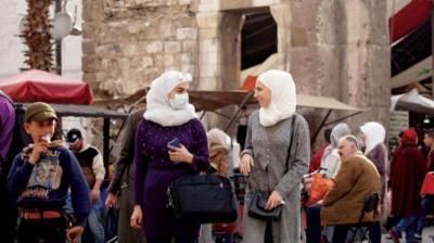 سوريا تسجل أكثر من 17700 إصابة بفيروس (كورونا) خلال عام