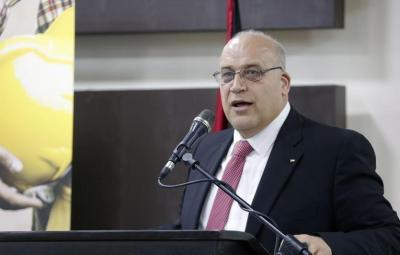 نصري أبو جيش: خلال أيام سندعو لجنة الأجور لإقرار الحد الأدنى الجديد ورفعه لمجلس الوزراء
