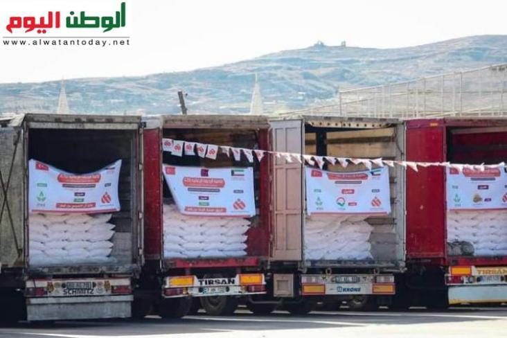 صور - 60 ألف متطوع في الهلال الأحمر لإيصال المساعدات إلى 8 ملايين شخصًا في شهر رمضان