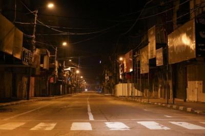 داخلية غزة تعلن آخر استعداداتها لبدء فرض الإغلاق الليلي الشامل