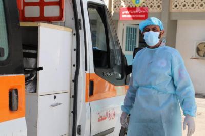 6 وفيات و1479 إصابة جديدة بـ (كورونا) في قطاع غزة