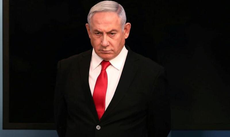 رئيس الحكومة الإسرائيلية، بنيامين نتنياهو