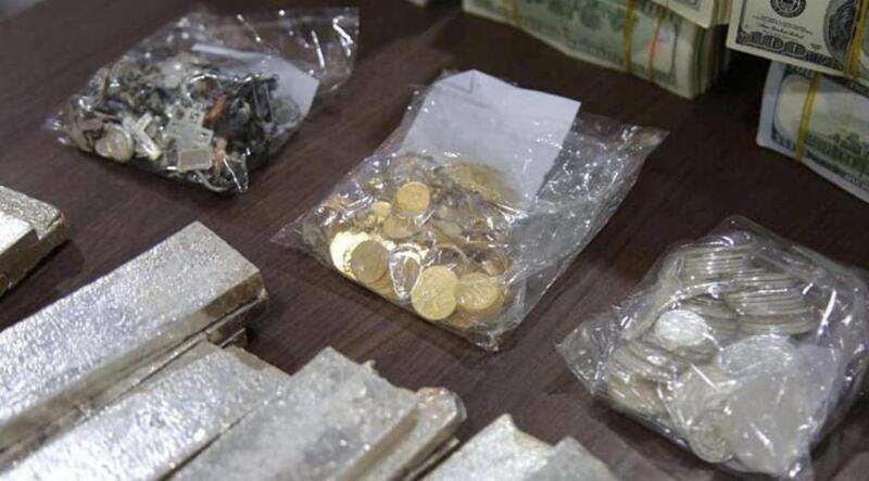 الموصل تكتشف مخلفات داعش.. ملايين العملات وذهب وفضة