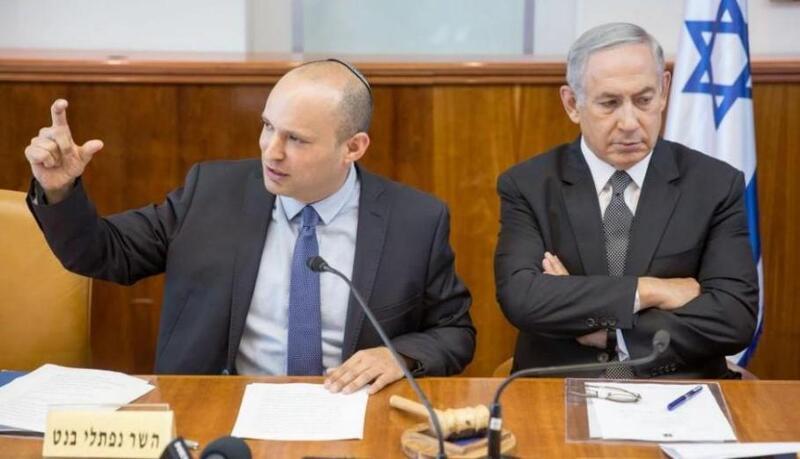 نتنياهو وبينيت طريق مسدود بالمفاوضات لتشكيل حكومة