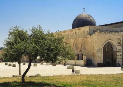 قوات الاحتلال تقتحم مآذن المسجد الأقصى