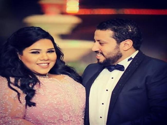 شيماء سيف تنشر رسالة غامضة فهل انفصلت عن زوجها ؟