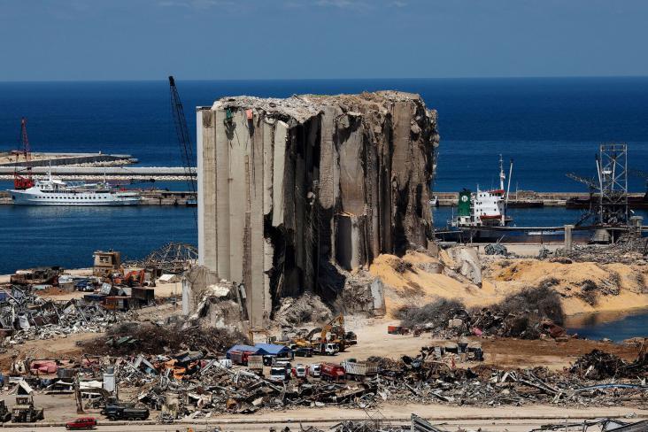 ألمانيا تقترح إعادة بناء مرفأ بيروت.. إذا