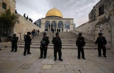 الرئاسة الفلسطينية: على المجتمع الدولي التحرك لوقف العدوان الإسرائيلي على الأقصى