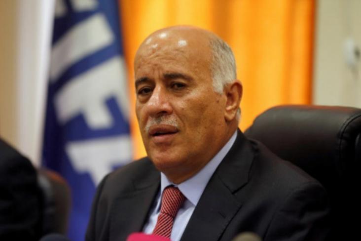 الرجوب: الانتخابات في موعدها وأدعو الفتحاويين للتحضير للدعاية الانتخابية