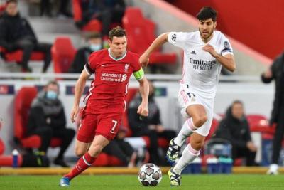ريال مدريد يقصي ليفربول من دوري أبطال أوروبا