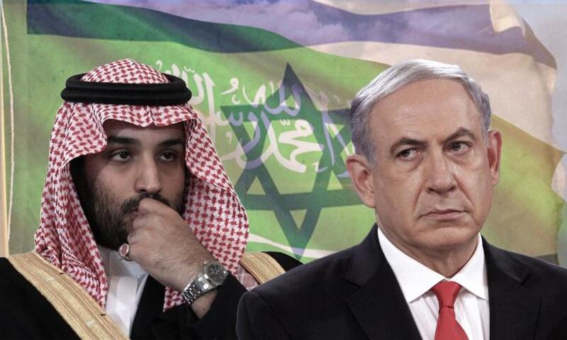 إسرائيل تطلب دعم الولايات المتحدة لدفع عملية تطبيع علاقاتها مع السعودية