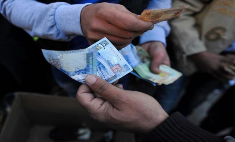 العملات.. سعر الدولار مقابل الشيكل