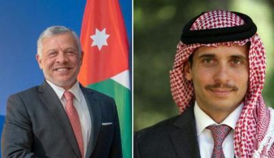 الديوان الملكي الأردني ينشر رسالة موقعة من الأمير حمزة يؤكد فيها أنه سيكون عونا للملك وولي عهده