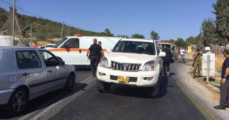 الخليل : استشهاد مسنة إثر تعرضها لحادثة دهس من قبل مستوطن