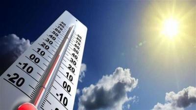 طقس اليوم : كتلة هوائية حارة وجافة تضرب البلاد