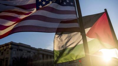 تفاصيل أول اجتماع فلسطيني - أمريكي غداة استئناف الأخيرة دعمها للفلسطينيين